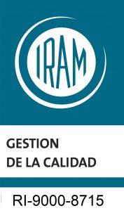 Logotipo IRAM